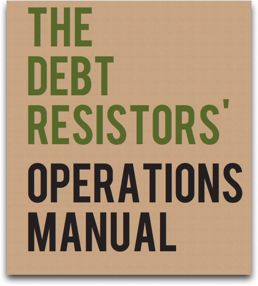The Debt Resistors Operations Manual - Various