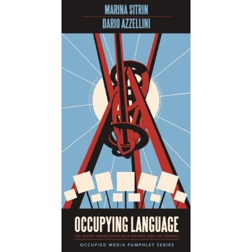 Cover of Occupying Language