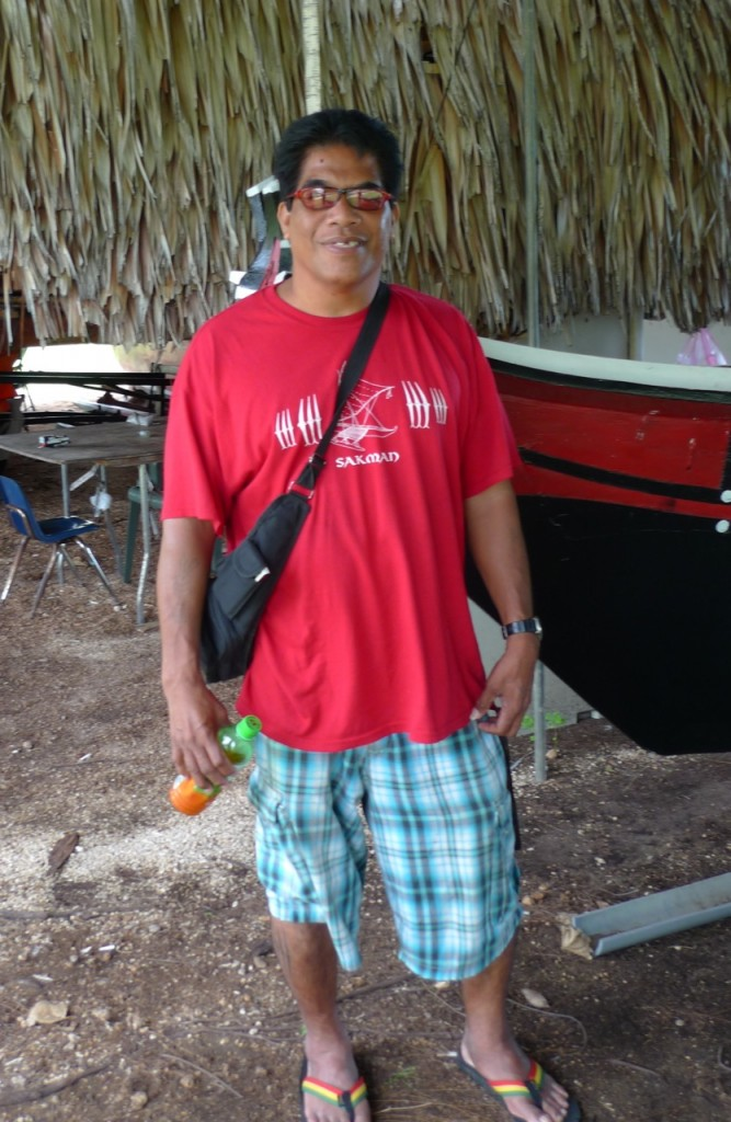 Manny on Guam